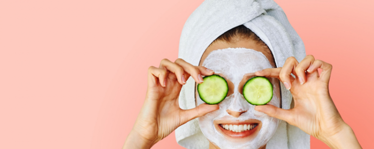 DIY Gesichtsmaske
