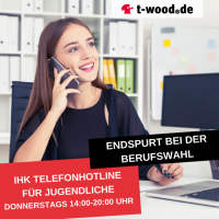 IHK Telefonhotline für Jugendliche